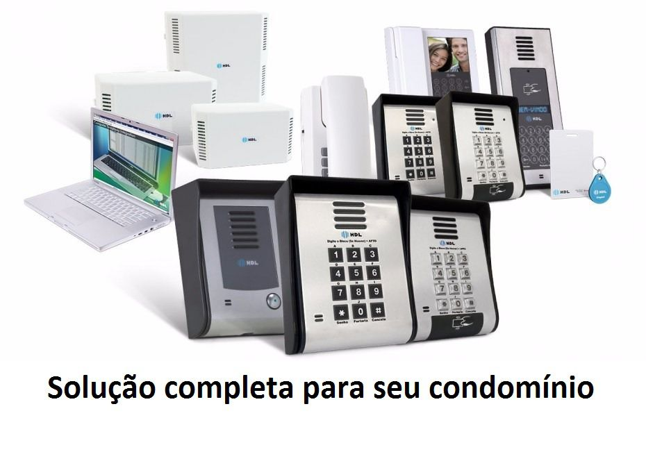Central de Interligação de centrais HDL Flex 152