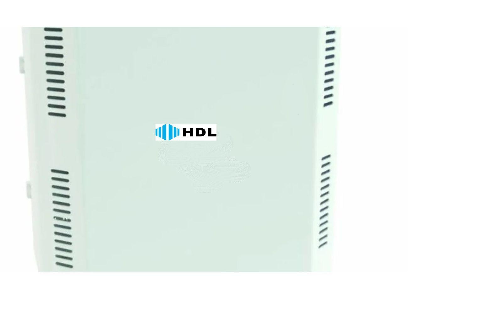 Central HDL FLEX 312P Básica c/8 Ramais de Interfonia Até 312 Pontos