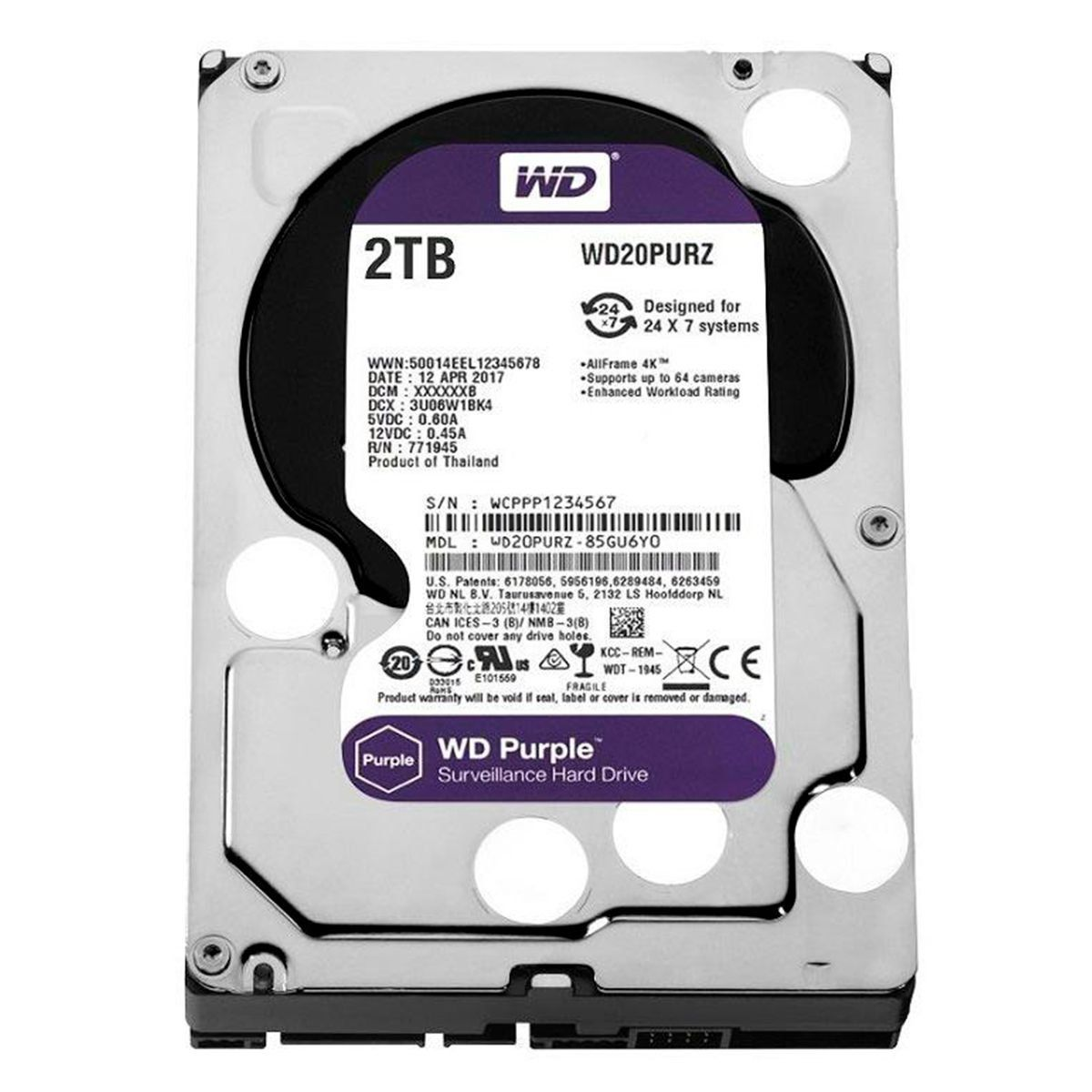 Kit 10 Câmeras de Segurança Intelbras Full HD 1080p VHD 1220B IR + DVR Full HD C/ HD  2TB + Acessórios