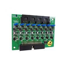 Kit Central de Interfone Condomínio 8 Ramais Comunic 16 + 16 Terminais e Porteiro XPE-48
