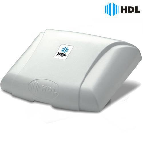 Kit interfonia completo HDL C/ 10 terminal, porteiro eletrônico com fechadura