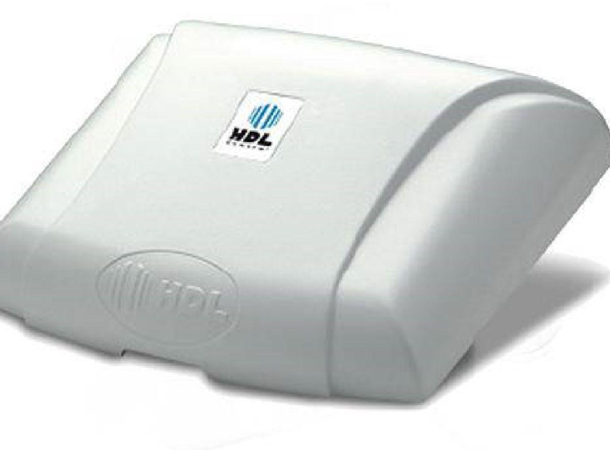 Kit interfonia completo HDL C/ 6 terminal, porteiro eletrônico e fechadura