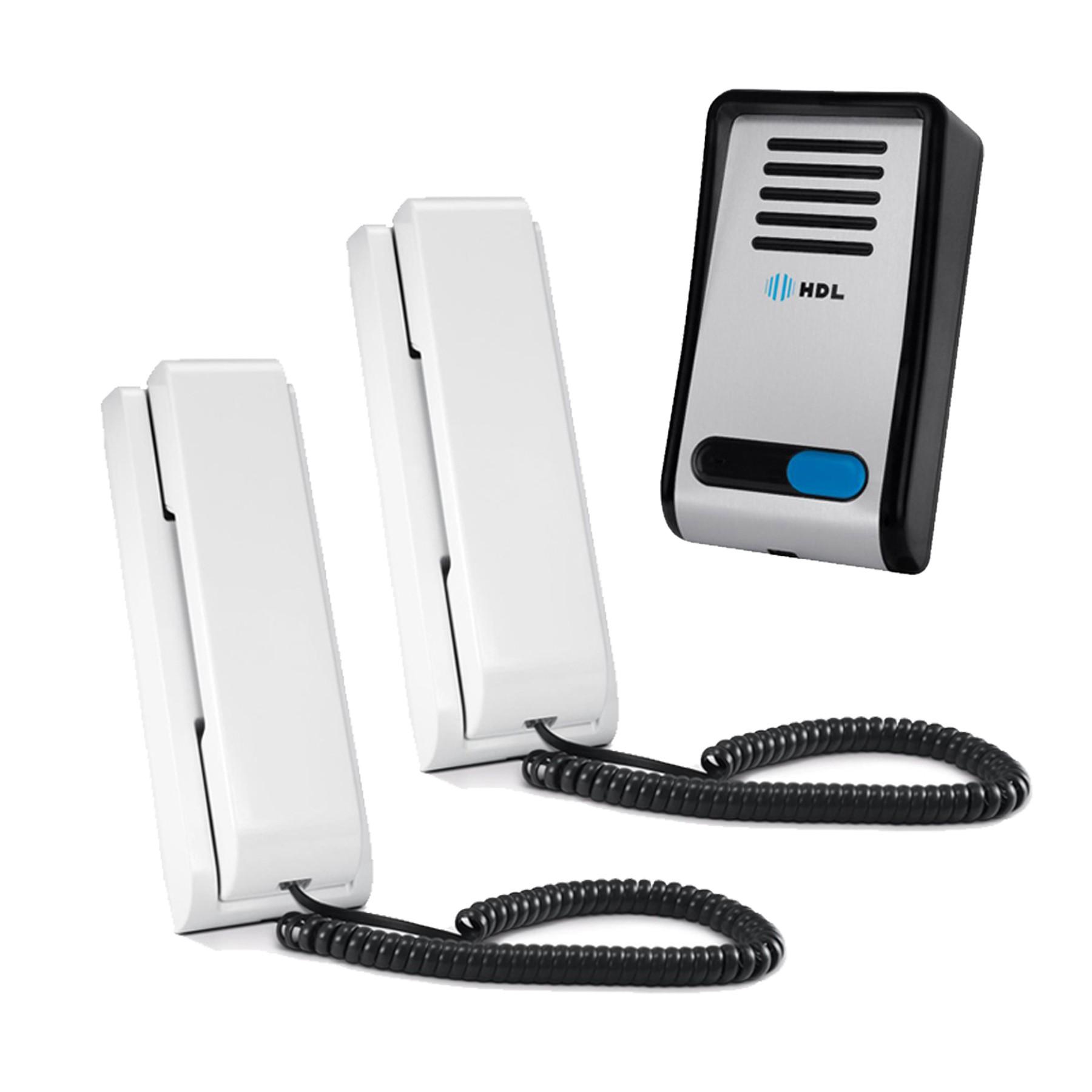 Porteiro Eletrônico HDL F8-SNTL Com + Interfone AZ