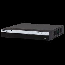 NVR, HVR Stand Alone Intelbras NVD 3108-P 08 Canais, para Camera IP, OnVif