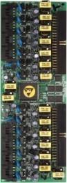 Placa 16 Ramais Balanceada Centrais Portaria MAXCOM CP 48 e CP 112