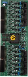 Placa 16 Ramais Desbalanceado Centrais Portaria MAXCOM CP 48 e CP 112