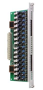 Placa 32 Ramais Balanceada Central Portaria Maxcom CP 192 E CP 352
