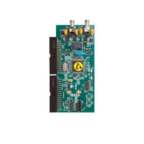 Placa Interface Digital E1 Para Central Telefônica Pabx Impacta 68, 30 Canais, Mini-Bnc - Intelbras