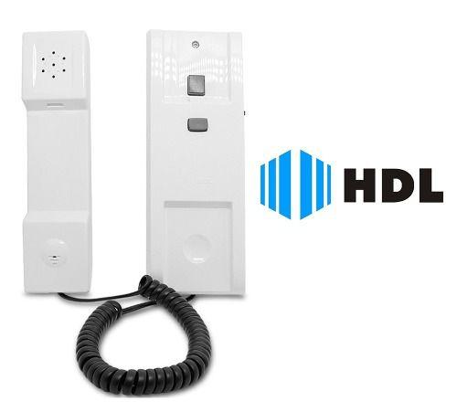 Porteiro Eletrônico HDL F8-SNTL Abre 2 Fechaduras