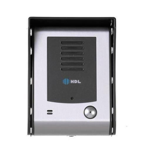 Porteiro externo eletrônico F12-Solo HDL