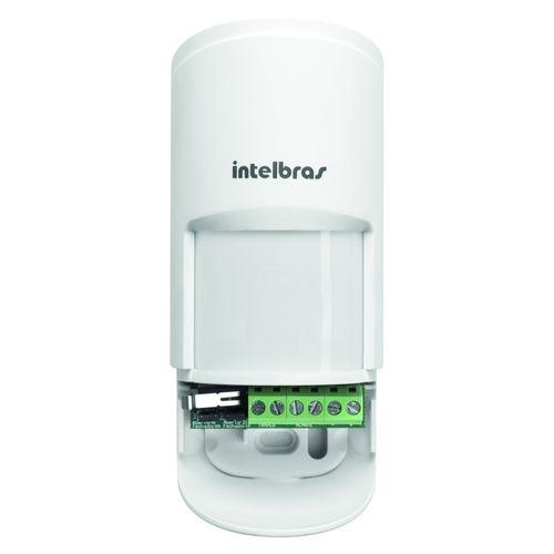 Sensor de Presença Infravermelho IVP 5001 PET Shield Intelbras Com Fio Passivo.