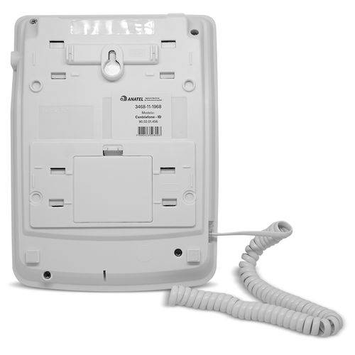 Telefone Centrixfone Id Viva-voz Display Luminoso Portaria HDL
