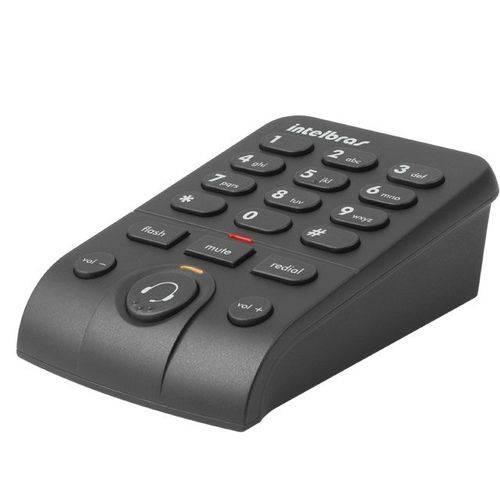 Telefone com Fio Intelbras Hsb-50 com Headset para Telemarketing