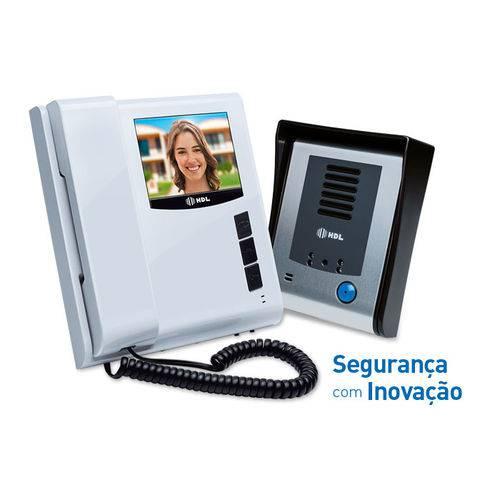 Vídeo Porteiro Sense Classic S Com Visão Noturna HDL