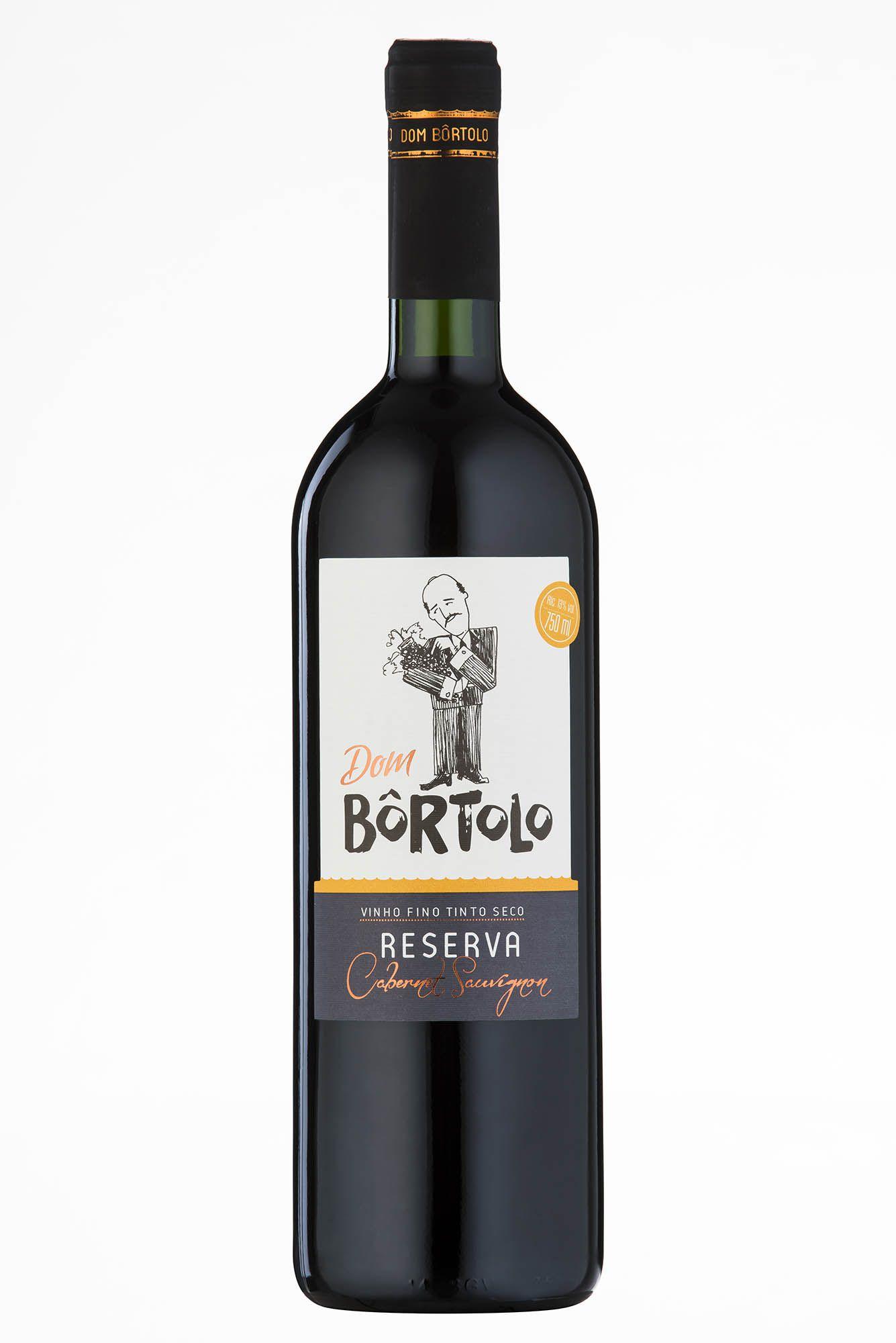 Caixa com 6 un - Vinho Cabernet Sauvignon Reserva 750ml