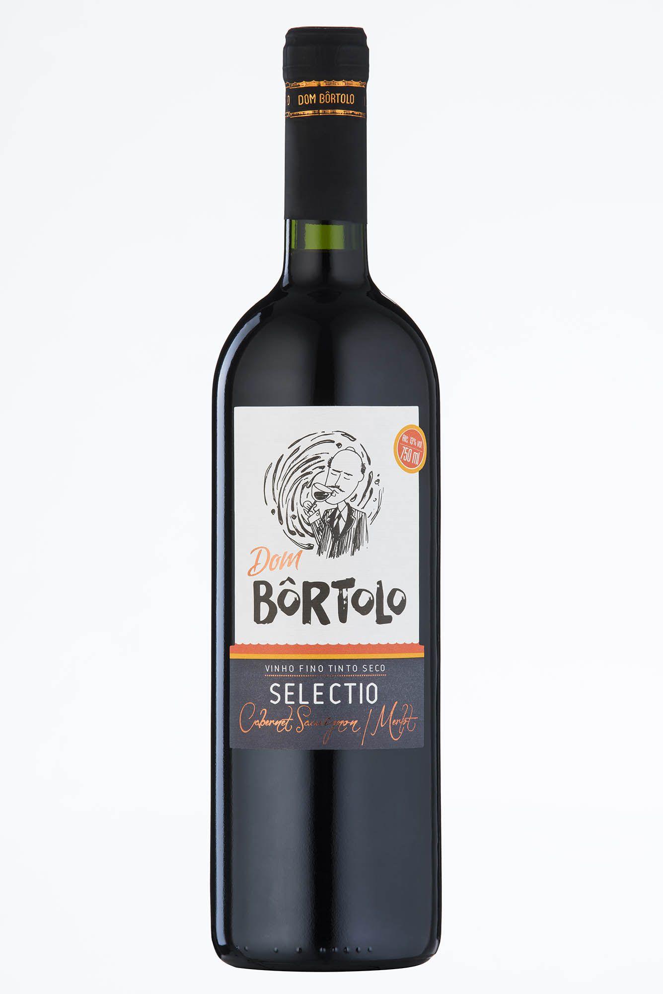 Caixa com 6 un - Vinho Selectio Cabernet Sauvignon/Merlot 750ml