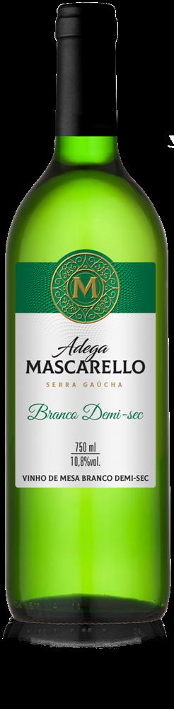 Vinho Branco Demi Sec 750ml