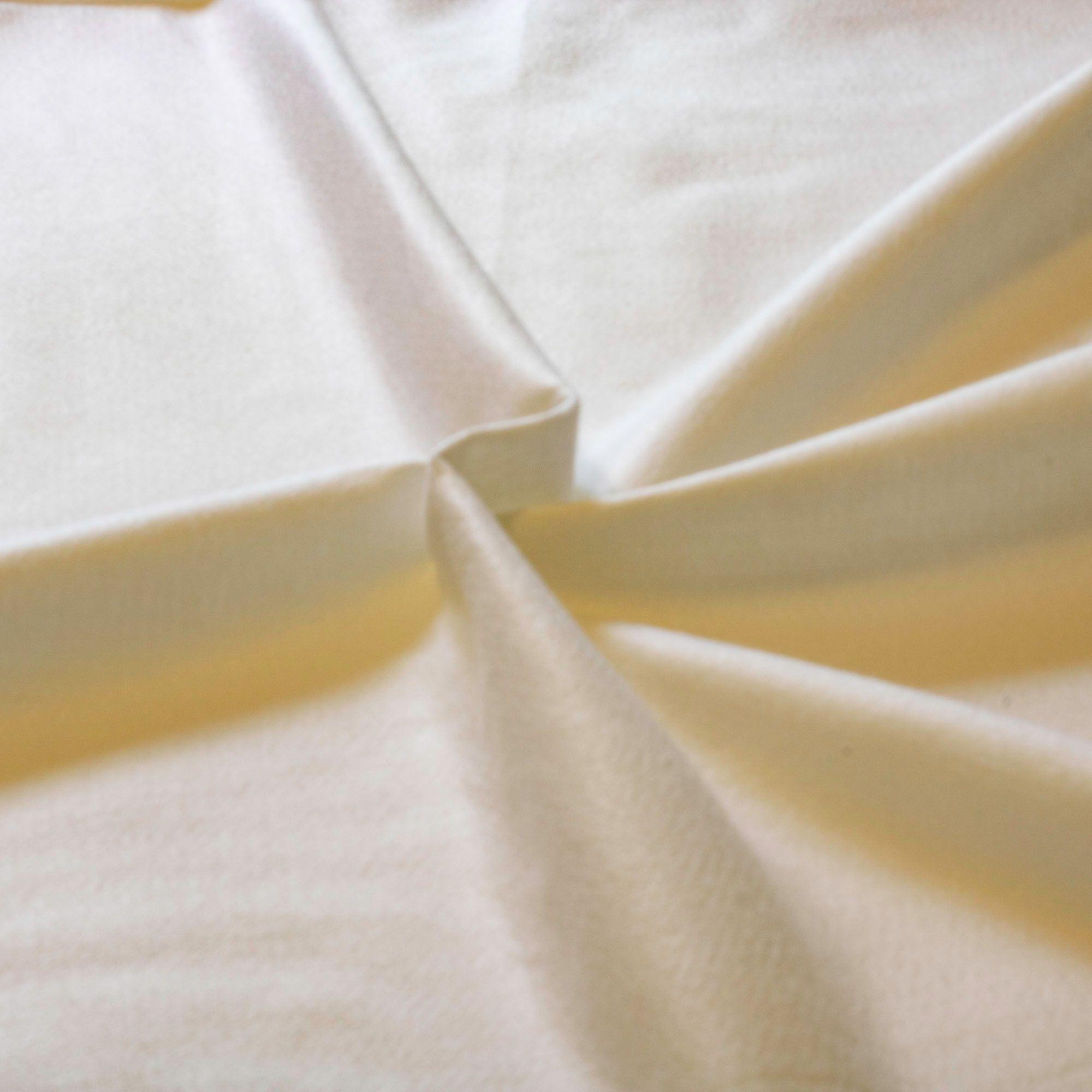 Tecido Feltro Branco 100% Poliester 1 465c893f186