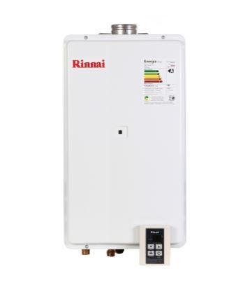 Aquecedor a Gás Rinnai REU-2802 FEC - 35,5 litros