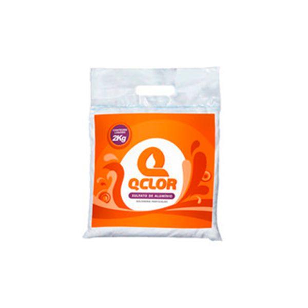 Sulfato de Alumínio - Qclor