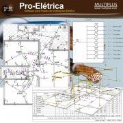 Curso Pratico Interativo do Software PRO-Elétrica através do livro de 367 páginas