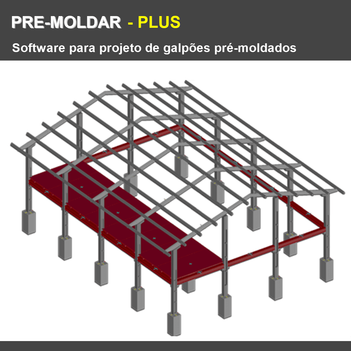 Software PRE-Moldar PLUS versão 18