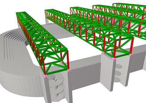 Curso À Distância sobre Cálculo e otimização de estruturas metálicas utilizando o software METÁLICAS 3D, com duração de 16 horas, nos dias 16/07 e 17/07/2019, Via Internet.