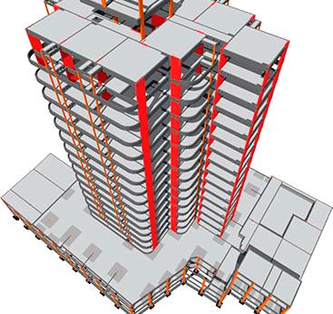 Curso Presencial sobre Cálculo e detalhamento de estruturas de concreto utilizando o software CYPECAD com duração de 16 horas, nos dias 18/07 e 19/07/2019 na Pç. da República 386 6ºandar São Paulo-SP