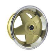 Jogo 4 rodas Borbet Importado original aro 17