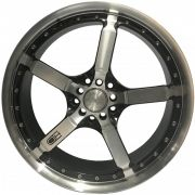 Jogo 4 rodas HD Wheels  Cooldown aro 19
