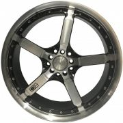 Jogo 4 rodas HD Wheels  Cooldown aro 19