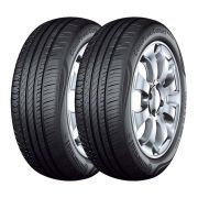 Kit 2 Pneus Continental Aro 15 205/65R15 ContiPowerContact 94T