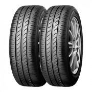 Kit 2 pneus Yokohama Bluearth AE-01 195/55R15 85V