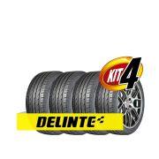 Kit 4 pneus Delinte DH2 205/45R17 88W