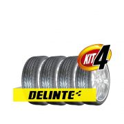 Kit 4 pneus Delinte Thunder D7 245/35R19 97W