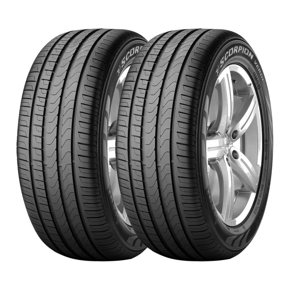 Kit 2 pneus Pirelli Scorpion Verde 225/55R18 98V