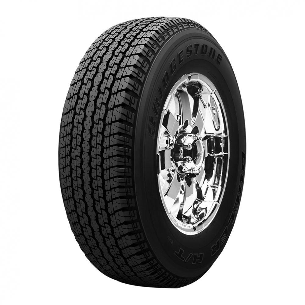 Kit Pneu Bridgestone Aro 17 265/65R17 Dueler D840 Tubeless 112S 2 Un