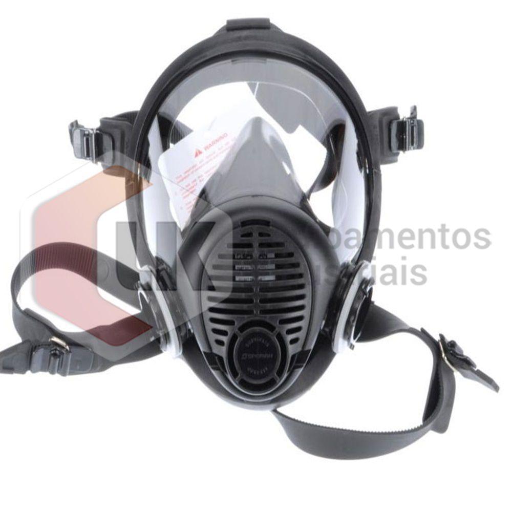 Respirador Purificador de AR Tipo Peça Facial Inteira Honeywell CA  36601 e3ea1b1cd1