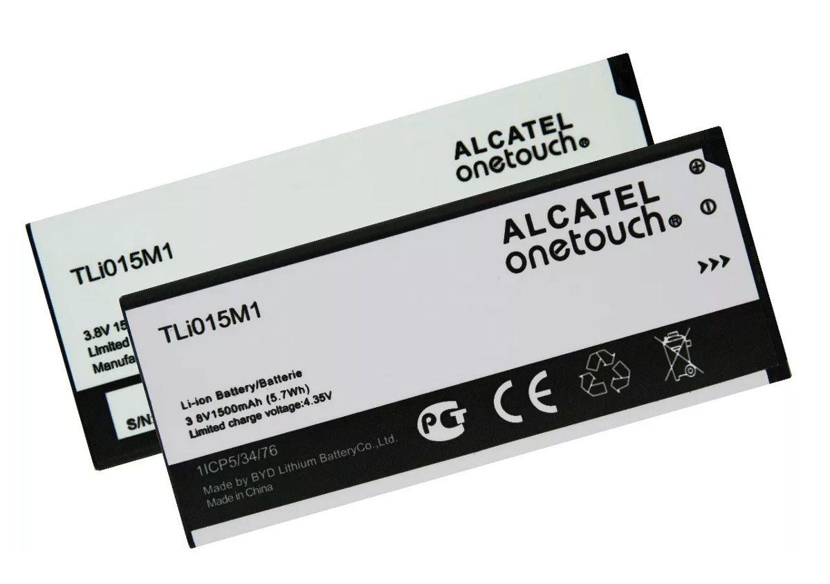 Bateria Alcatel Pixi 4 4034 4034e Modelo Tli015mi