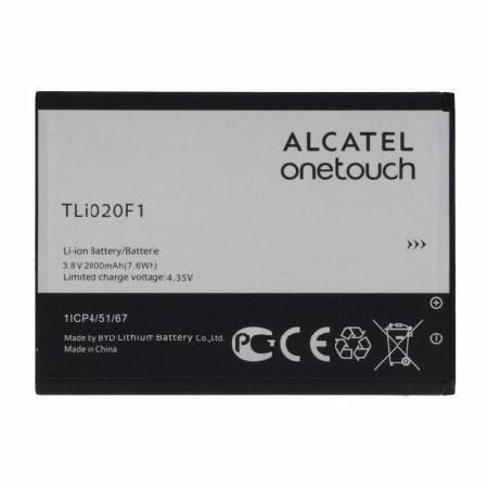 Bateria Alcatel Tli020f1 Pixi 4 5045j / One Touch C7 7040a C7 7040x 5010e