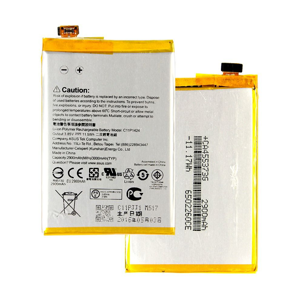 Bateria Asus Zenfone 2 Ze550ml Ze551ml C11p1424