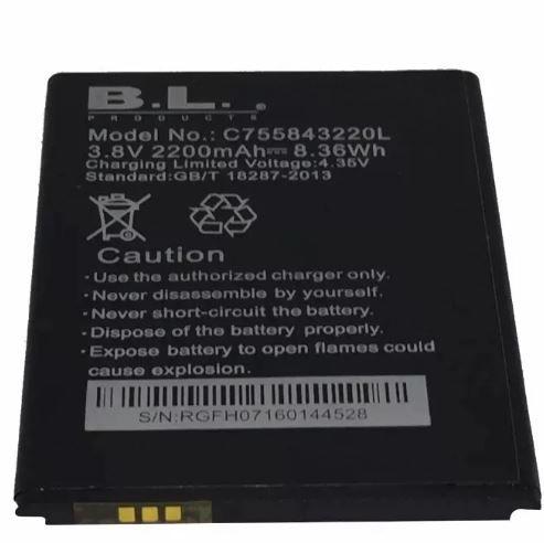 Bateria B.L. Celular Blu Studio G2 S010 S010q C755843220l