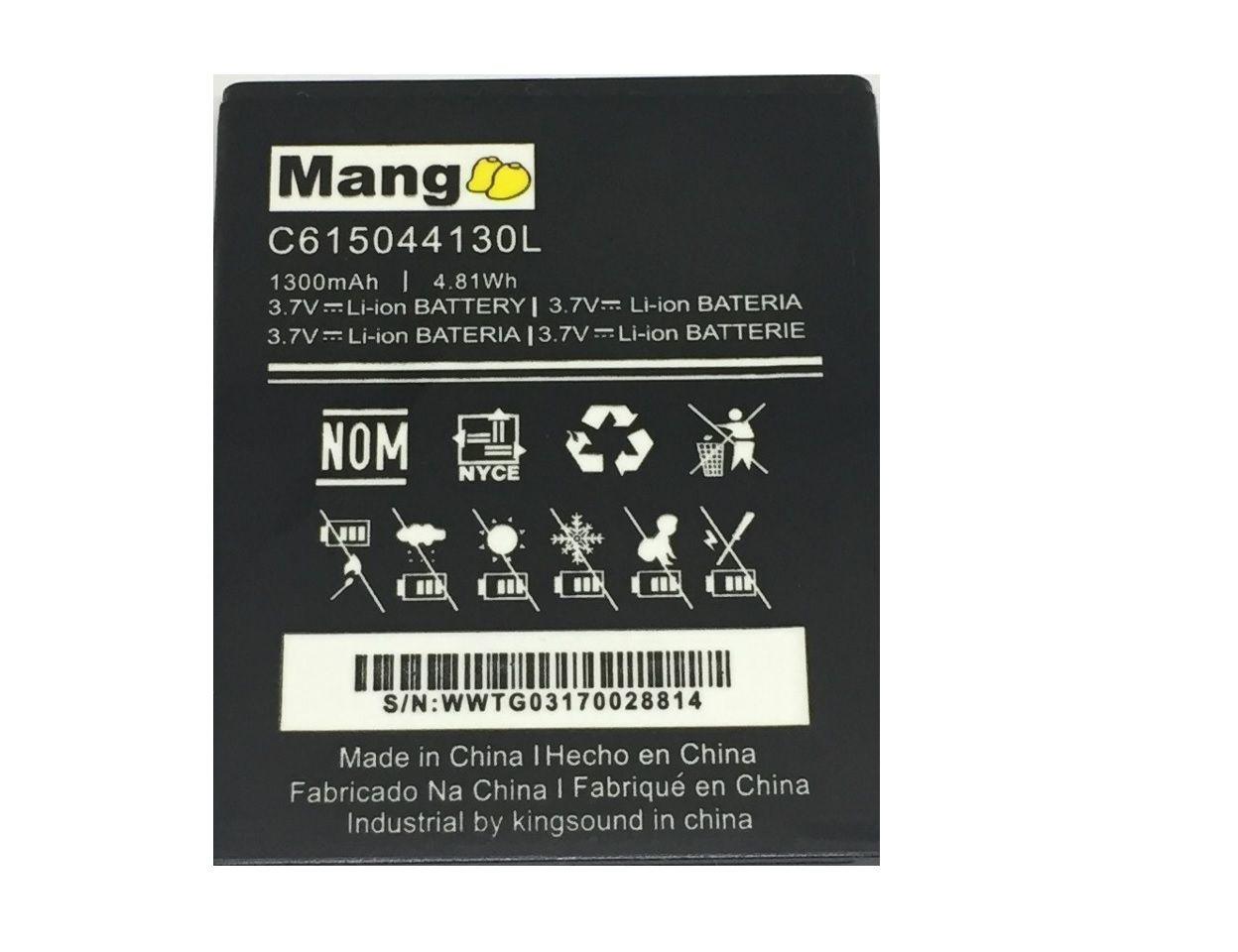 Bateria Blu Advance 4.0 M A090u A090l C615044130l