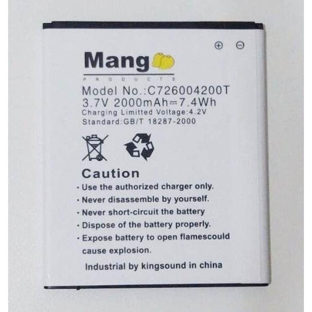 Bateria Blu Dash 5.0 D-410 D410 C726004200T