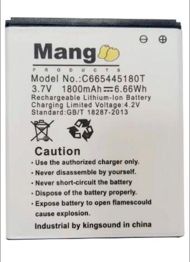 Bateria Blu Neo 4.5 C665445180t D310 S330l D330