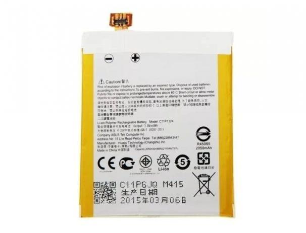 Bateria C11p1324 Asus Zenfone 5 A501 A501cg T00j 2050mah