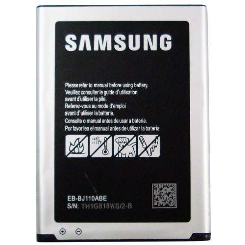 Bateria Galaxy Ace J110 1900mah J1 Eb-bj110abe