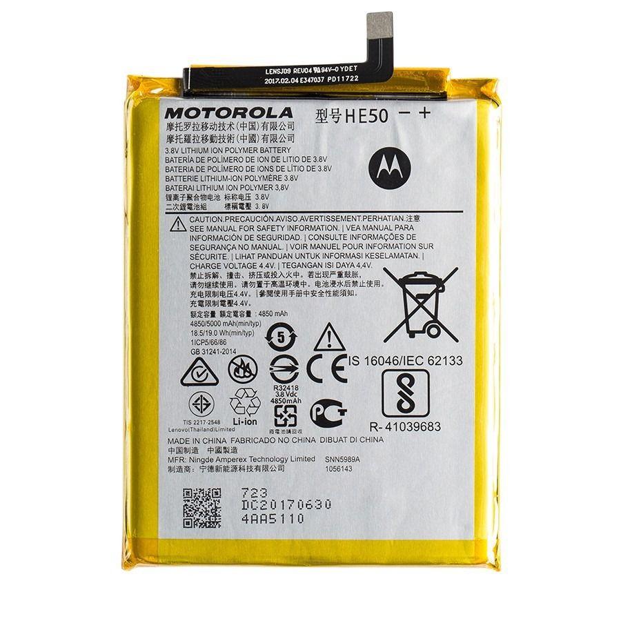 Bateria He50 Motorola Moto E4 Plus Xt1770 Xt1773