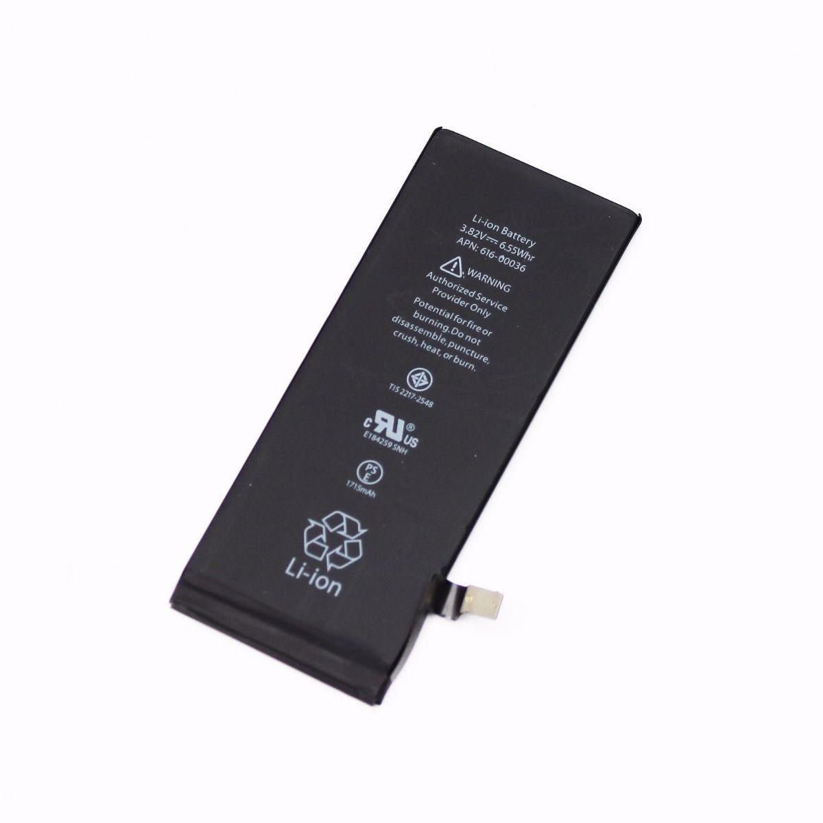 Bateria Iphone 6s Plus A1634 A1687 A1699 A1633 A1688 A1699  A1700