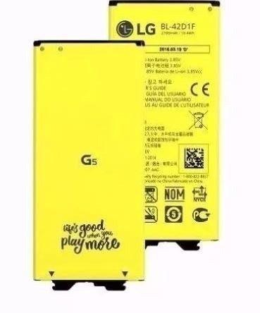 Bateria Lg G5 Se H840 H820 H860 830 G5 Se Bl-42d1f